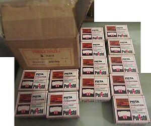 Lot 13 Box Contacts Piste électrique rampante Evolution Tonka Polistil