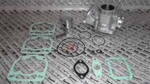 aprilia rs 125 zylinder kit mit kolben dichtsatz rotax. Black Bedroom Furniture Sets. Home Design Ideas