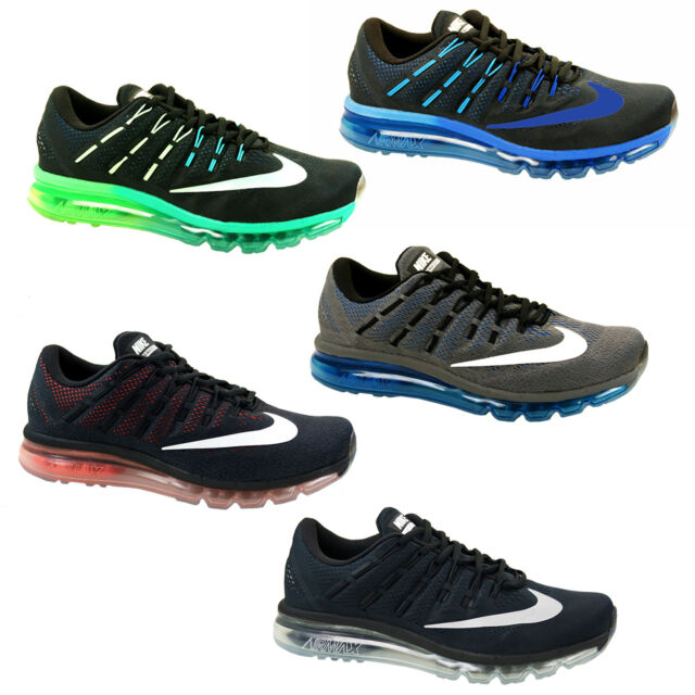 bcee029fc0 Nike Air Max 2016 Sneakers Running Shoes Trainers Sport Shoes Men's 806771