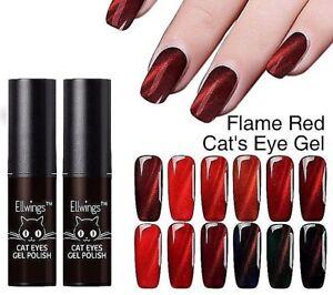 Image Is Loading Organic Cat 039 S Eye Nail Polish UV