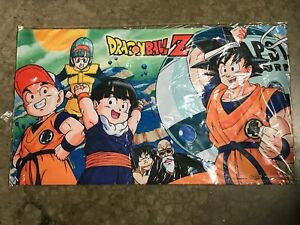 SDCC 2016 DBZ TCG PANINI CARD DRAGON BALL Z PLAYMAT COMIC CON EXCLUSIVE SEALED