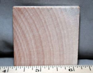 Square-Sign-2-034-New-Unfinished-Solid-Wood-Craft-Made-in-USA-Hang-or-Mount