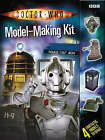 Doctor Who  3-D Model Making Kit by BBC (Hardback, 2006)