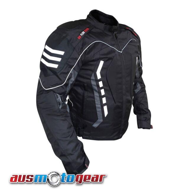 Dare Rider™ Motorcycle Jacket Textile Waterproof Cordura Jacket Air Flow System
