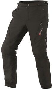 Dainese Pantaloni da Moto P.tempest D-dry Nero 50