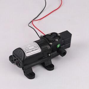 Atomization agricultural electric sprayer water pump high pressure car wash pump