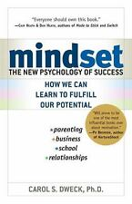 Mindset : The New Psychology of Success by Carol S. Dweck (2007, Paperback)