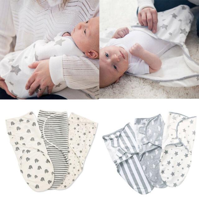 Bath Soft Blanket Newborn Towel Swaddle Sleeping Muslin Baby