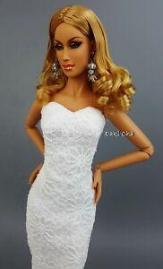 Lace Basic Evening Dress Outfit Gown Tyler Sydney Brenda Gene Alex Tonner Deva