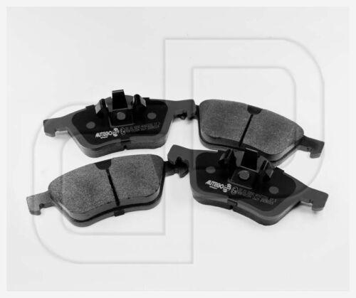 MINI Bremsbeläge Bremsklötze vorneVorderachse mit E-Prüfzeichen