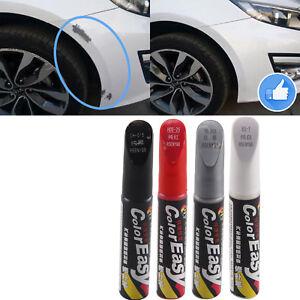 4 colors diy car clear scratch remover pen auto paint repair pens image is loading 4 colors diy car clear scratch remover pen solutioingenieria Image collections