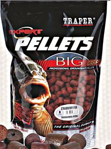 Expert Big Carp Pellets Angel Nourriture Carpe pellet 1 kg 8-16 mm Bloodworm NEUF