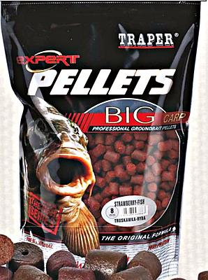 !Method Feeder Pellets Angelfutter 500g 4mm Karpfen Brassen additive Bloodworm !
