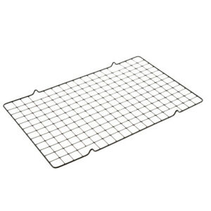 16-034-x-10-034-Nonstick-Baking-amp-Cooling-Wire-Rack-Fit-Cookie-Sheet-Pan-Mesh-Grid