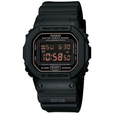 Dw-5600ms-1d Black Red Eye Casio G-shock Men's Watches 200m Resin Band 1545
