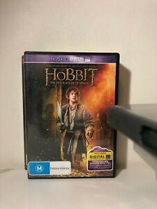 DVD - The Hobbit: The Desolation of Smaug - FREE POST #P1