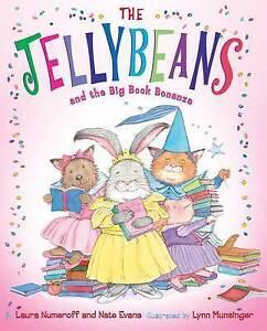 The-Jellybeans-and-the-Big-Book-Bonanza-Laura-Joffe-Numeroff-New-Book