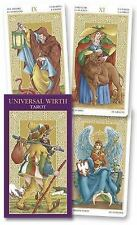 Universal Wirth Tarot (Tarot Universal de Wirth) by Lo Scarabeo Staff, Oswald...
