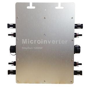 1200W-MPPT-Solar-Micro-Grid-Tie-Inverter-IP65-DC-10-5-50V-AC90-260V-50-60Hz