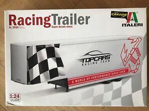 Italeri Racing Trailer