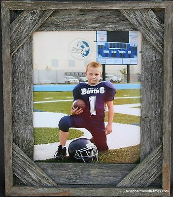 8x10 cr rustic barnwood barn wood picture photo frame