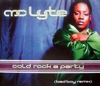 MC Lyte Cold rock a party (Bad Boy Remix, 1996) [Maxi-CD]