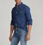 Polo-Ralph-Lauren-Slim-Fit-Shirt-Brand-New-Button-Down-Men-s-Shirt thumbnail 1