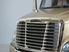 """1pc 2.5 cm """"Freightliner""""  Emblem Sign for Tamiya R/C 1/14 King Grand Hauler"""