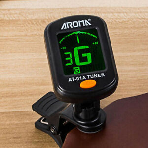 LCD-CLIP-ON-CHROMATIC-ACOUSTIC-ELECTRIC-GUITAR-BASS-UKULELE-BANJO-TUNER