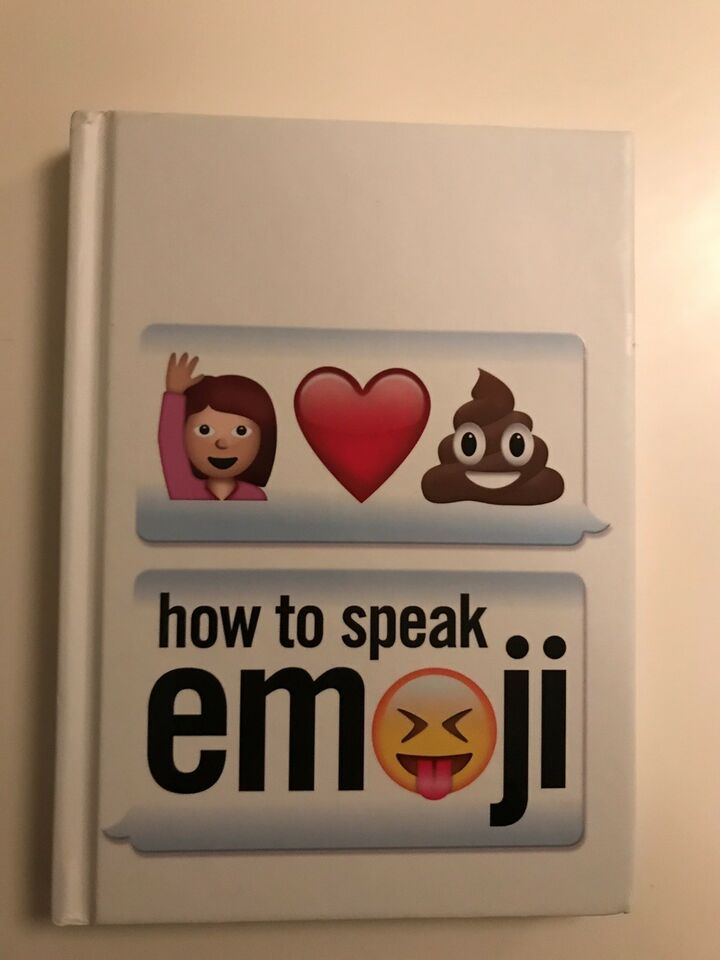 How to speak emoji, anden bog