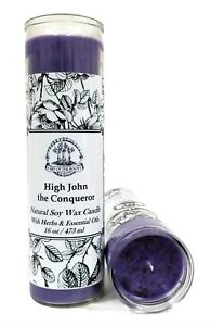 High-John-the-Conqueror-7-Day-Spell-Candle-Luck-Money-Power-Wiccan-Pagan-Hoodoo