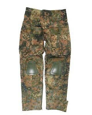 Sparsam Bw Bundeswehr Army Flecktarn Combat Tactical Warrior Hose W Kneepads L / Large AusgewäHltes Material