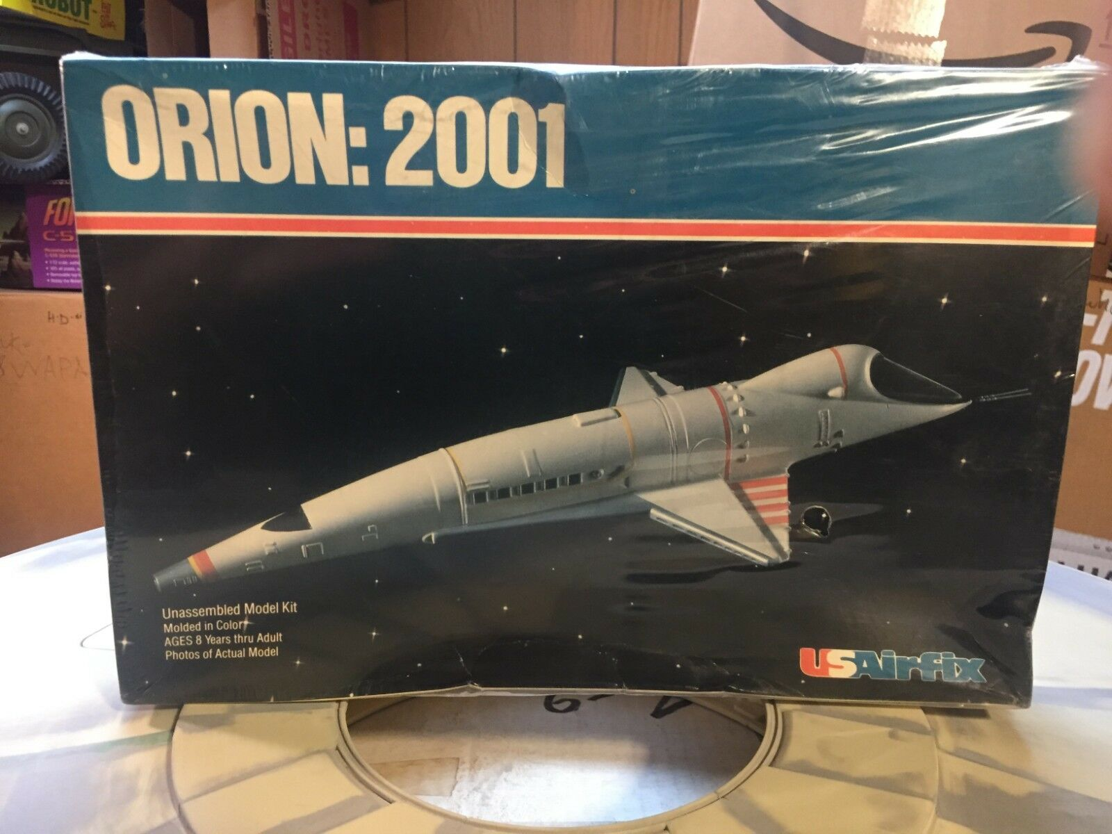 2001 Space Odyssey ORION 2001 Spaceship US Airfix Model Kit