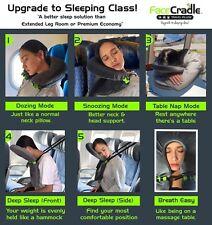 FaceCradle Travel Pillow