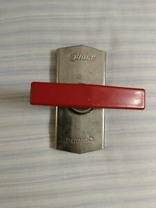 Vintage-Edlund-Top-Off-Jar-and-Bottle-Screw-Top-Opener-Red-Handle