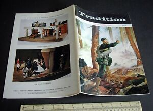 Vintage-1970s-034-Tradition-034-45-Superb-Model-Soldier-amp-Military-History-Magazine