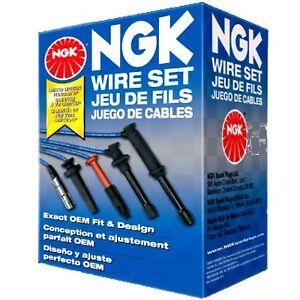 Details about NGK ZE76 5659 Spark Plug Wire Set on