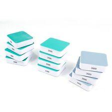 Mini Hand Sanding Blocks for Denibbing PDR - 12 pcs (1500, 2000, 3000 grit)