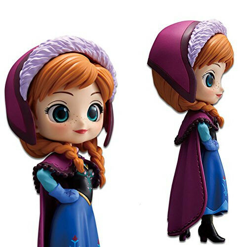 FIGURINE de de de Collection ANNA de Frozen - La Reine des neiges 14cm Farbe 176405