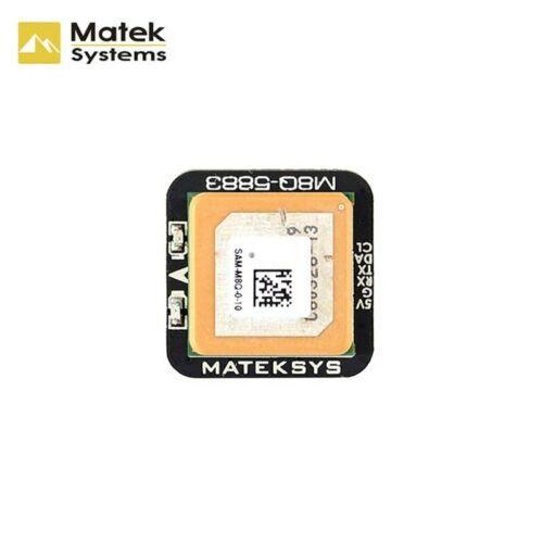 Matek Systems M8Q-5883 SAM-M8Q GPS /& QMC5883L Compasses Module for RC Drone FPV