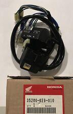 Interruttore Sx - SWITCH ASSY LEFT - Honda VT500C  NOS: 35200-KE9-010
