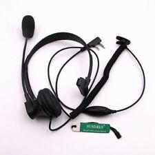 VOX Acoustic Tube Earpiece Headset For Kenwood BAOFENG UV5R BF888S GT-3 UV6R