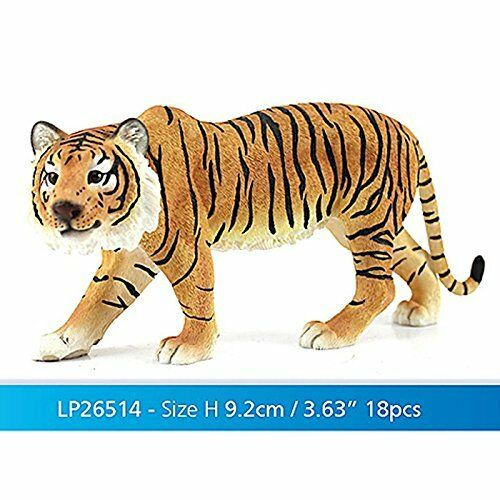 Resin Jungle Tiger LP26514 19 cm long