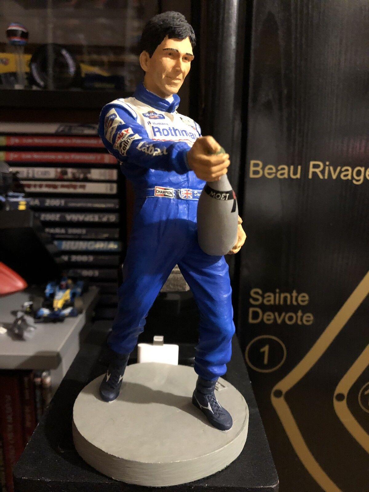 Damon Hill F1 Formula 1 Figura Williams Renault