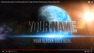 Professional-Custom-YouTube-Video-Gaming-Intro-720p-HD-Stars-Planet-Space-Theme