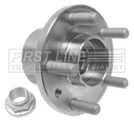 First Line Front Wheel Bearing Kit Hub FBK1173 - GENUINE - 5 YEAR WARRANTY