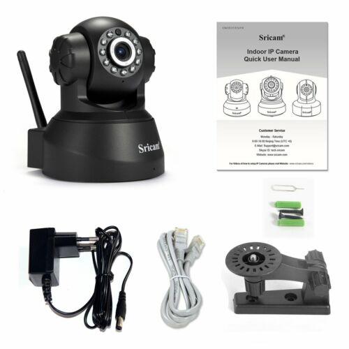 Sricam 1080P Motion Detection Alarm Camera Network Wireless IP Camera Sp012 WD