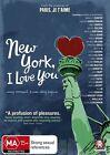 New York, I Love You (DVD, 2010)