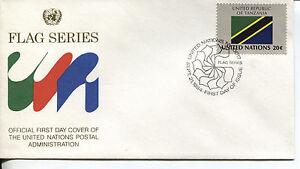 1984-Flaggen-von-Alle-Nationen-Serie-United-Republik-Tansania-Unaddressed-FDC