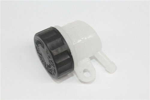 Front Foot Brake Master Cylinder Fluid Oil Reservoir Tank Cup For Suzuki ZX-14R